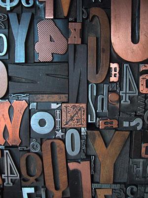 type set
