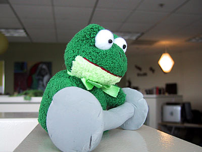 my froggie