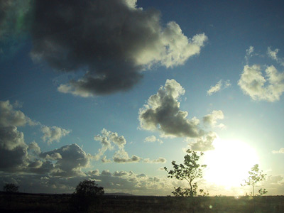 freeway sky