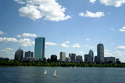 boston sky #1