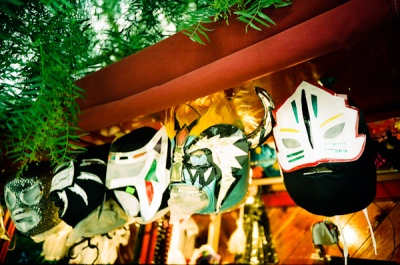 famous mexican wrestling masks