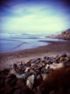winter ocean #1