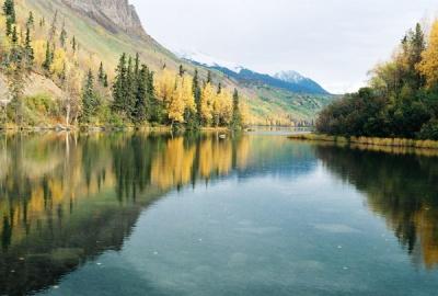 autumn reflection #2