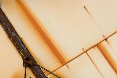 rusty wall #3