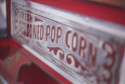 pop corn not popcorn?