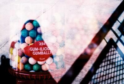 gumballs & me