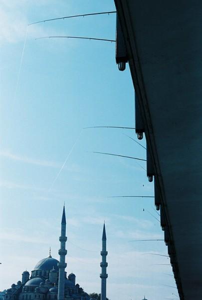 fishing in istanbul #1