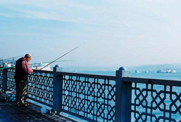 fishing in istanbul #2