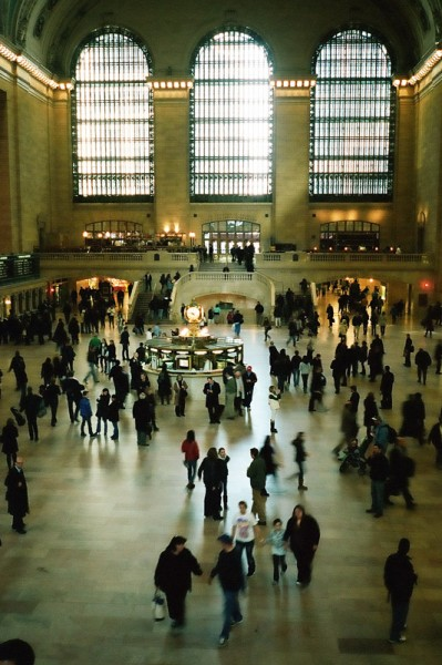 Grand Central Station #1