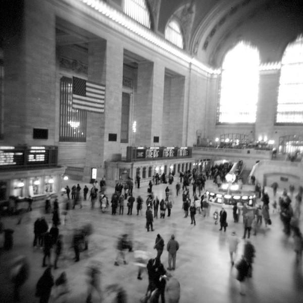 Grand Central Station #3