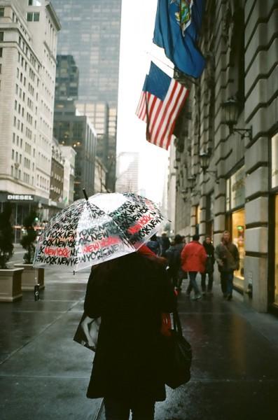New York at 5th Ave.
